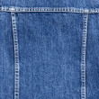Stock Photo: Denim fabric