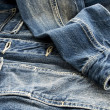 Denim jacket — Stock Photo #1969384