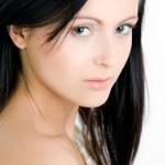 Close up of beautiful woman — Stock Photo