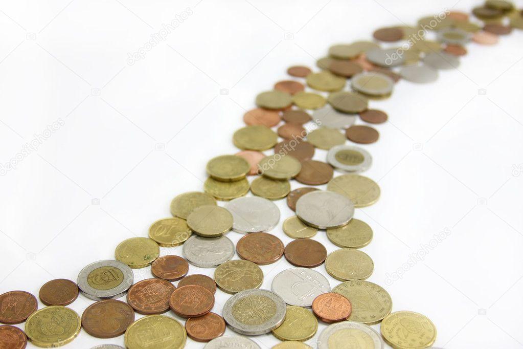 Как сделать денежную дорожку