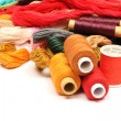 Stock Photo: Thread for embroidery