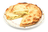 Quiche oignon — Photo