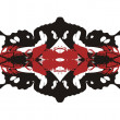 Stock Photo: Symmetric ornament