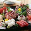 Stock Photo: Japanese Sushi for you