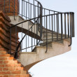 Twisted steps — Stock Photo #1730124
