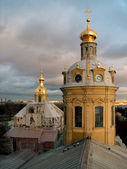 Cathedral in St-Petersburg — Stock Photo
