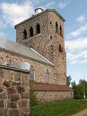 Former lutheran church — Stock Photo