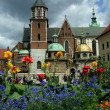 Royalty-Free Stock Photo: Wawel Cathedral in Krakow