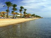 Red Sea coast, Sinai, Egypt — Stock Photo