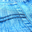 Jeans material — Stock Photo #1777280