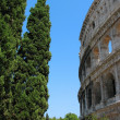 Stock Photo: RomColosseum
