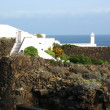 Cueva de los Verdes in Lanzarote — Stock Photo