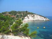 Beach in Elba Island, Italy — Stock Photo