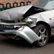 Wrecked Car 1 — Stockfoto