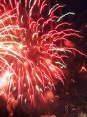 Fireworks 4 — Stock Photo