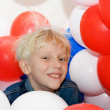 Boy and Balloons 3 — Stock Photo #1796527