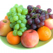 Fresh Group of Fruits — Stock Photo