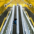 Escalator — Foto Stock