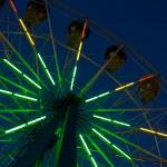 Ferris Wheel — Stock Photo #1797802