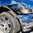 Wrecked Car — Stock Photo #1798218