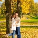 Happy couple — Stock Photo #1855425