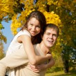 Happy couple — Stock Photo #1855427