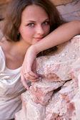 Portrait of a beautiful women — Stock Photo