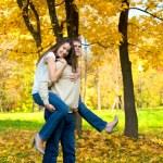 Happy couple — Stock Photo #1913721