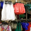 Clothing store - Stockfoto