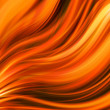 Royalty-Free Stock Photo: Abstract fire background