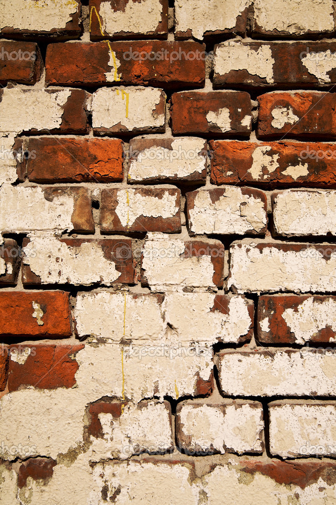 Old brick wall texture — Stock Photo #1998284