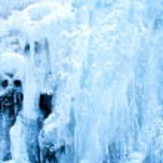 Frozen Waterfall — Stock Photo #2002313