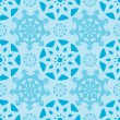 Royalty-Free Stock Vector Image: Blue abstract seamless repeat pattern