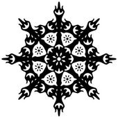 Elemento de diseño abstracto — Vector de stock