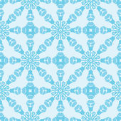 Blue abstract seamless repeat pattern — Stock Vector