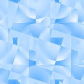 Blue abstract seamless pattern — Stock Photo