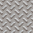 Stock Photo: Diamond plate, seamlessly background