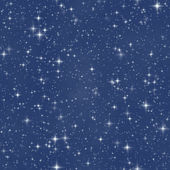 Star night sky — Stock Photo