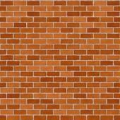 Red brickwall — Stock Photo