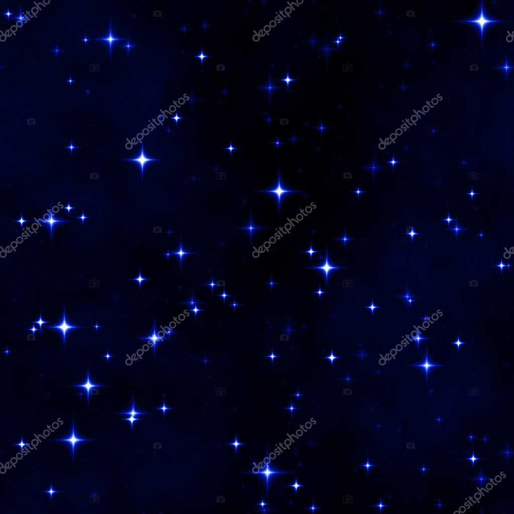The star night sky, abstract cosmic background  Stock Photo #2630981