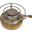 Camping oil stove — Stock Photo