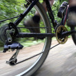 Ride bike — Stock Photo #1677539