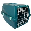 Pet transport box - Stock Photo