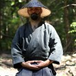 Stock Photo: Samurai