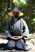 Samurai — Stock Photo