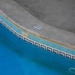 Swimming pool detail — Stock Photo #1696040