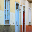 Vintage Spanish houses — Stock Photo #1696699