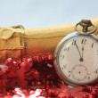 Royalty-Free Stock Photo: Counting down for the new year
