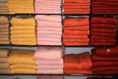 Bath accessories shop — Stock Photo