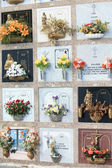 Spanish cemetery — Stockfoto